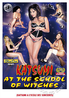 Katsumi At The School Of Witches