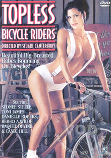 Topless Bicycle Riders