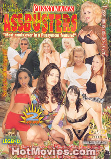 Pussyman's Assbusters