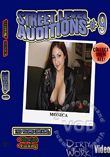 Street Level Auditions #9