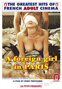 A Foreign Girl In Paris (French Language)