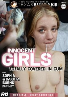 Innocent Girls Totally Covered In Cum