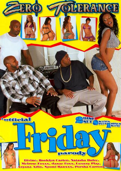 Official Friday Parody (Disc 1)