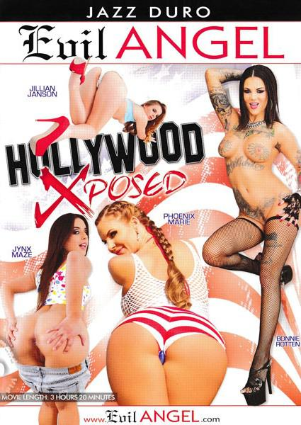 Hollywood Xposed Box Cover