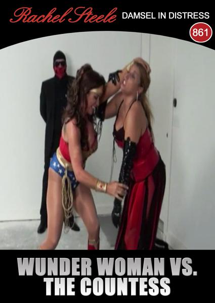 Damsel In Distress 861 - Wunder Woman Vs. The Countess