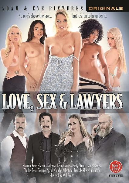 Love, Sex & Lawyers Box Cover