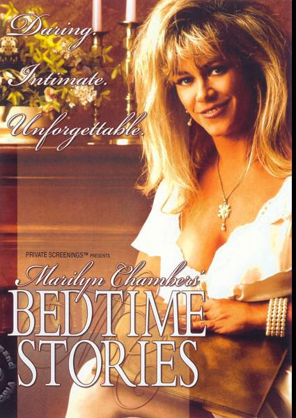 Marilyn Chambers Bedtime Stories Box Cover