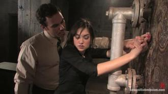 Sex and Submission #33 - The Journalist - Sasha Grey's First Bondage Video Ever Clip 1 00:04:20